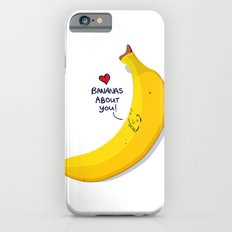 bananas about you iPhone 6 Slim Case