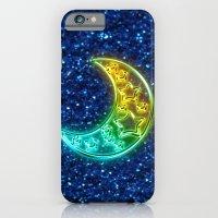 iPhone & iPod Case featuring  Moon Night by Elena Indolfi