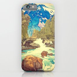 iPhone & iPod Case - The Walk to Hokodoyama - Kijiermono
