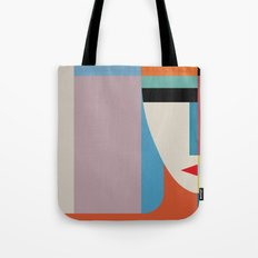Absolute Face Tote Bag