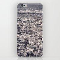 Aerial B&W iPhone & iPod Skin