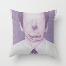 El bembon Throw Pillow