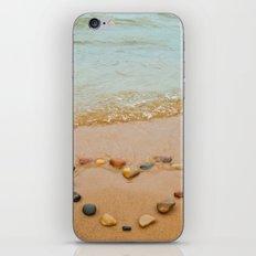 Heart of Stone iPhone & iPod Skin