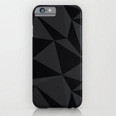 Triangular Black iPhone 6s Slim Case
