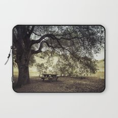 Picnic in the Grasslands Laptop Sleeve