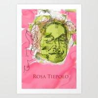 Roberto Calasso  Art Print