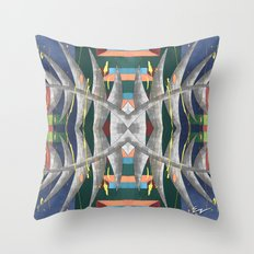 URBAN JUNGLE 01 Throw Pillow