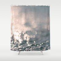 Sirensong Shower Curtain