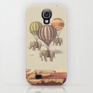 Flight Of The Elephants  Galaxy S4 Slim Case