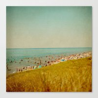 The Last Days Of Summer Canvas Print