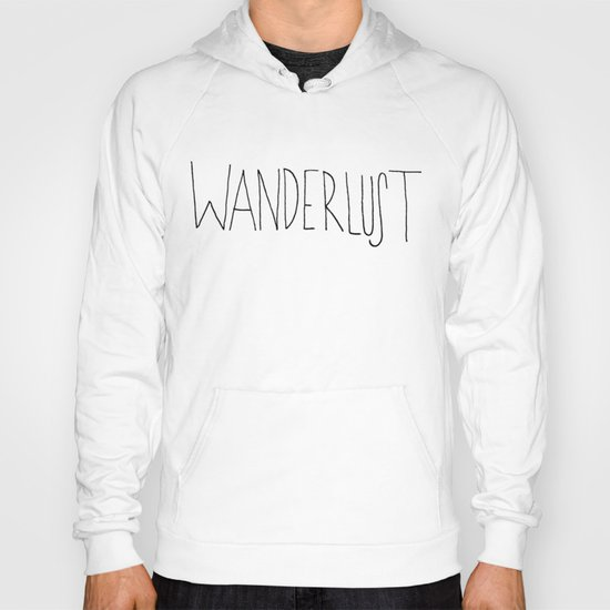 Wanderlust: Oswald West, Oregon Hoody