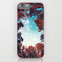 iPhone & iPod Case featuring October Sky by Leah M. Gunther Photography & Design