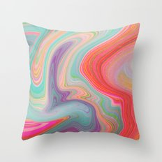 Should Have Taken Acid With You. Throw Pillow