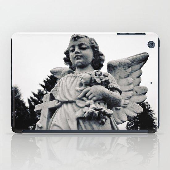 Child angel iPad Case