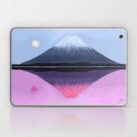 Two Fuji - Painting Laptop & iPad Skin