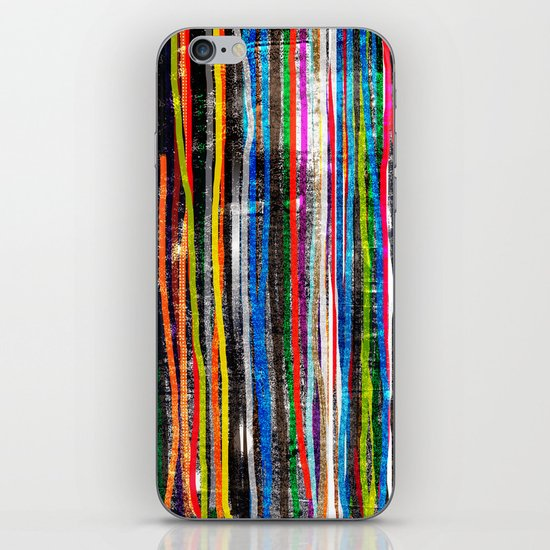 fancy stripes 1 iPhone & iPod Skin