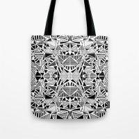 Triangle Heaven Tote Bag