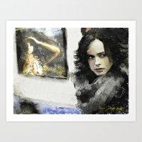 AKA Jessica Jones Art Print
