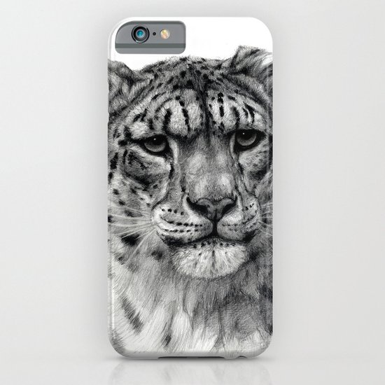 Snow Leopard G2010-003 iPhone & iPod Case
