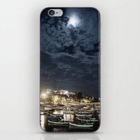 And the Moon to Rule the Sea iPhone & iPod Skin