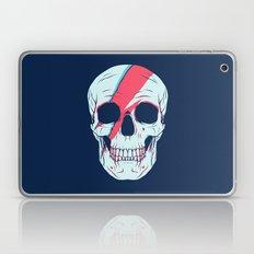Bowie Skull Laptop & iPad Skin