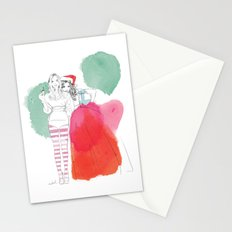 Christmas Illustrations Stationery Cards