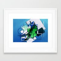 Digitalart 2 Framed Art Print