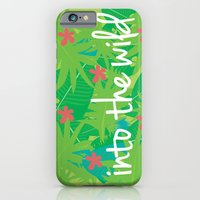 iPhone & iPod Case featuring Jungle by Morgane Cazaubon