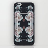 Vintage Flowers 2.0 iPhone & iPod Skin