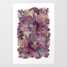 Vernal rising Art Print