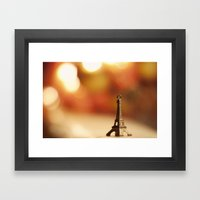 Paris Paris Framed Art Print