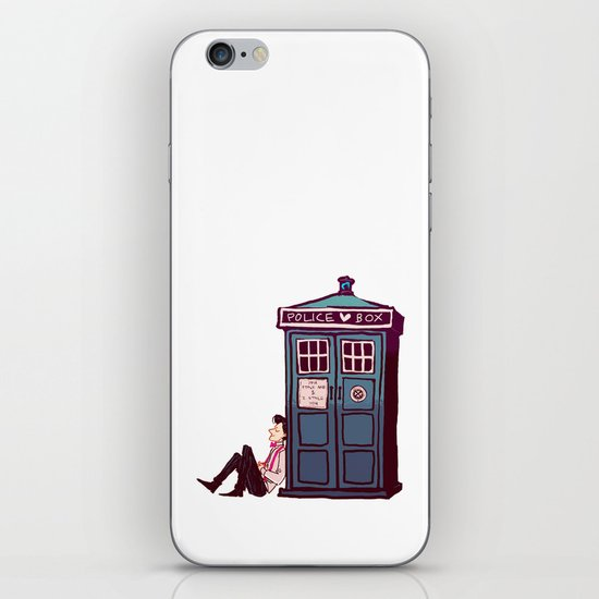 You Stole Me & I Stole You iPhone & iPod Skin