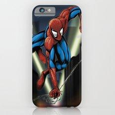 Sharp Spidey Swing Slim Case iPhone 6s