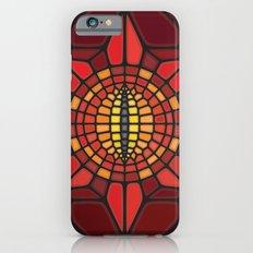 Eye of Sauron II Voronoi iPhone 6 Slim Case