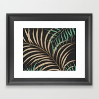 Tropic Nights Framed Art Print