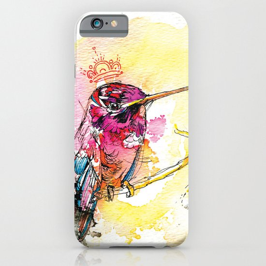 Little Queen iPhone & iPod Case