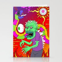 Hero-In Stationery Cards