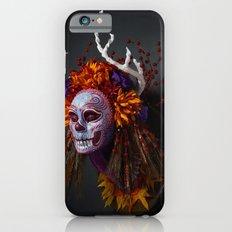 Autumn Muertita Side iPhone 6 Slim Case