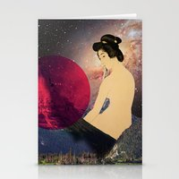 japan Stationery Cards featuring Japan by Blaz Rojs