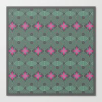 Pattern_03 [CLR VER I] Canvas Print