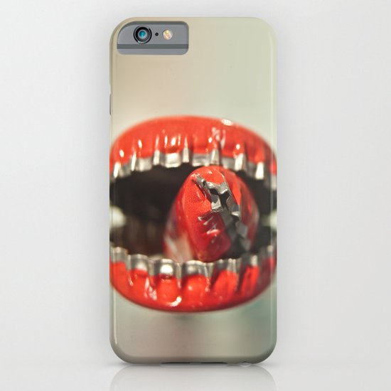 Cap Cannibal  iPhone & iPod Case