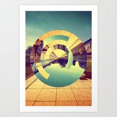 L'Infinito Art Print