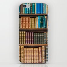 Antique first edition book Collection iPhone & iPod Skin