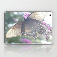 Sheer Butterfly Laptop & iPad Skin