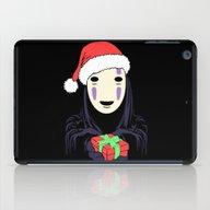 Kaonashi's Trap! iPad Case