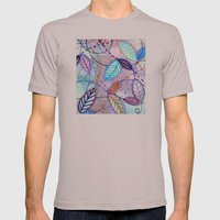 trajectories Mens Fitted Tee Cinder SMALL