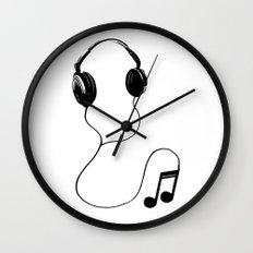 Sweet Music Wall Clock