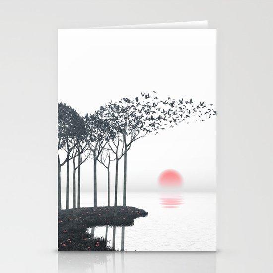 Aki Stationery Card