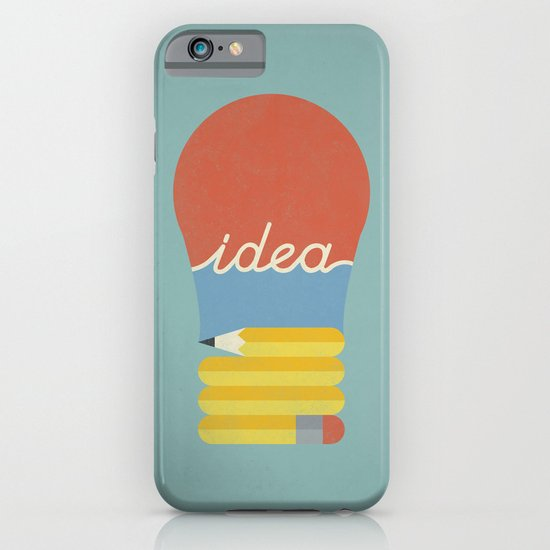 I've Got An Idea iPhone & iPod Case
