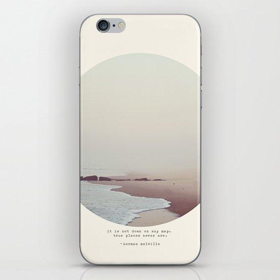 Maps iPhone & iPod Skin